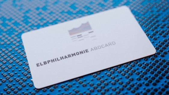 Elbphilharmonie Abo Card